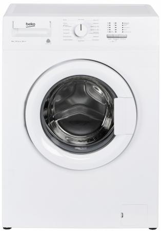 Стиральная машина Beko WRE 64P1 BWW стиральная машина узкая beko mvy 69021 yb1