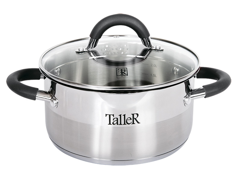 Кастрюля TalleR TR-7193, 3.1 л