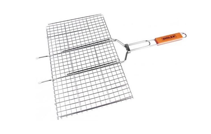 Решетка-гриль Diolex DX-M1201 45x26см
