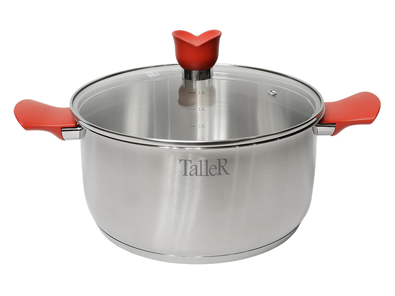 Кастрюля TalleR TR-7284 5,3 л цена и фото