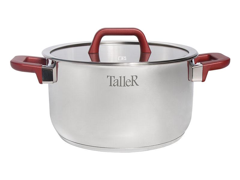 цена Кастрюля TalleR TR-7314, 6л
