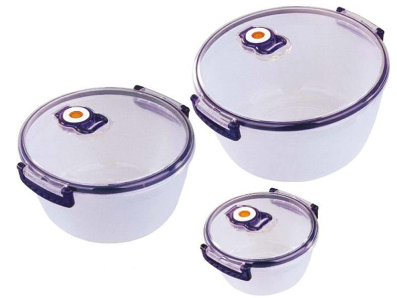 Набор контейнеров Bekker BK-5102 3 предмета цены онлайн