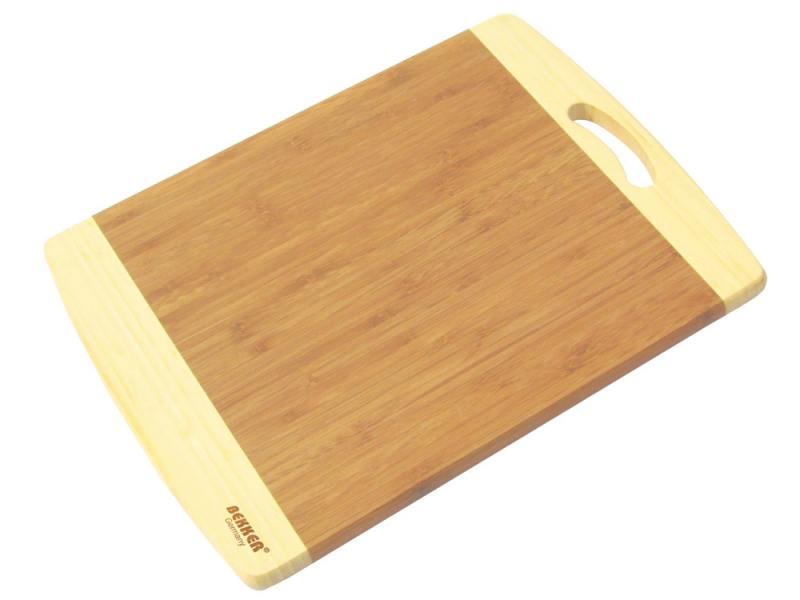 Доска разделочная Bekker BK-9712 35х25х1.8 бамбук разделочная доска bekker bk 9702 25 см бамбук