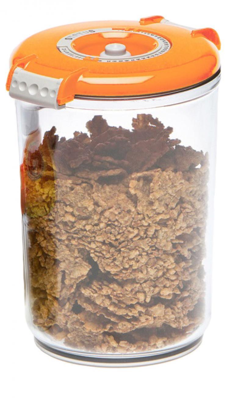 Контейнер для вакуумного упаковщика Status VAC-RD-15 оранжевый контейнер для специй spicebox цвет оранжевый