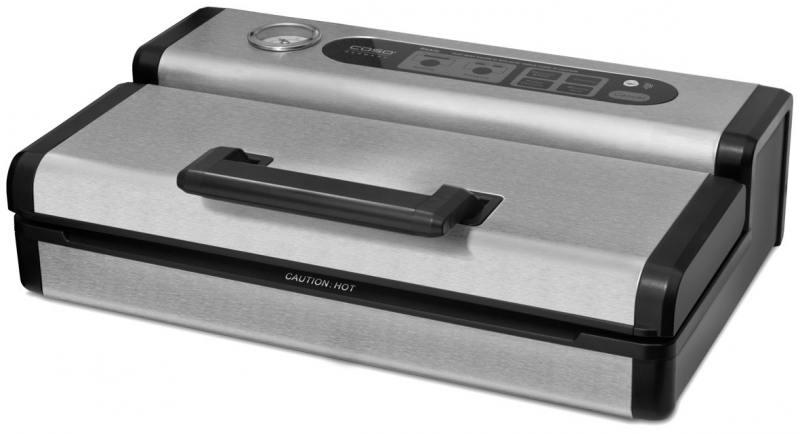 Вакуумный упаковщик CASO FastVAC 1200 вакуумный упаковщик ellrona va 22