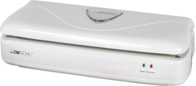 Вакуумный упаковщик Clatronic FS 3261 white вакуумный упаковщик steba vk 5