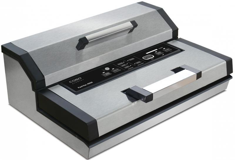 Вакуумный упаковщик CASO FastVAC 4000 цена