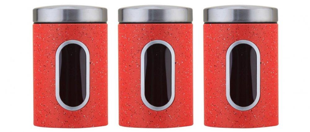 Набор контейнеров Winner WR-6908 3 предмета для сыпучих продуктов набор для вина winner сомелье wr 7112
