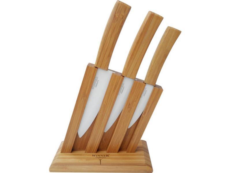 Картинка для Набор ножей Winner WR-7312 4 предмета циркониевая керамика