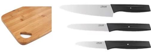цена на 655-RD Набор из 3 ножей и разделочной доски Smart Rondell
