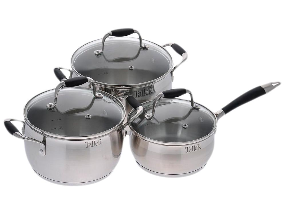 купить Набор посуды TalleR TR-1033 по цене 7390 рублей