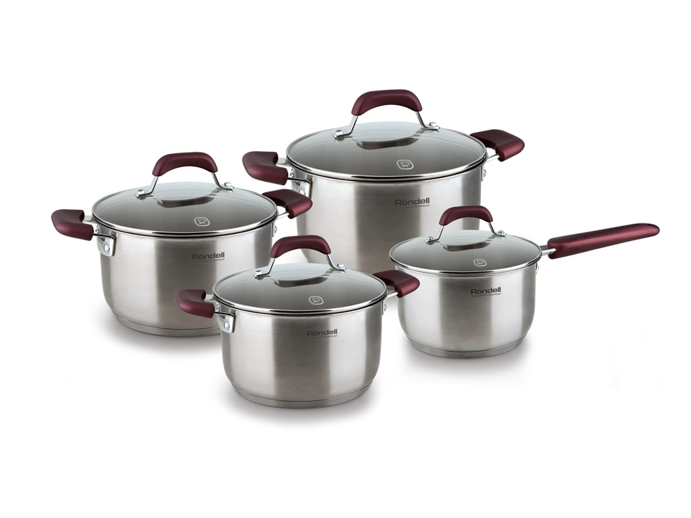 Набор посуды Rondell RDS-824 Bojole 8 предметов