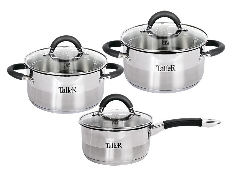 цены Набор посуды TalleR TR-7190