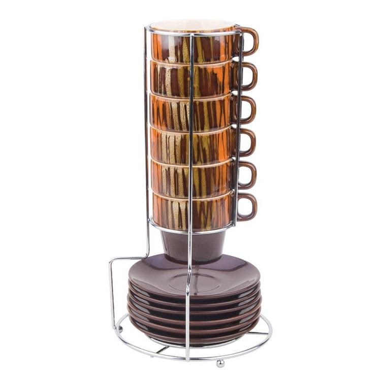 Кофейный набор BEKKER BK-6807 13 предметов цена