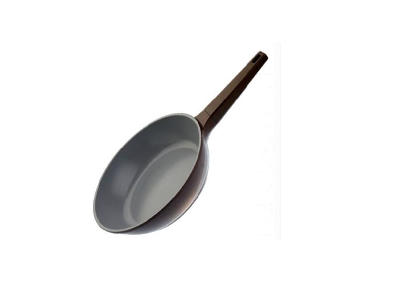 Сковорода BIOSTAL Bio-FPD-24 24 см — алюминий