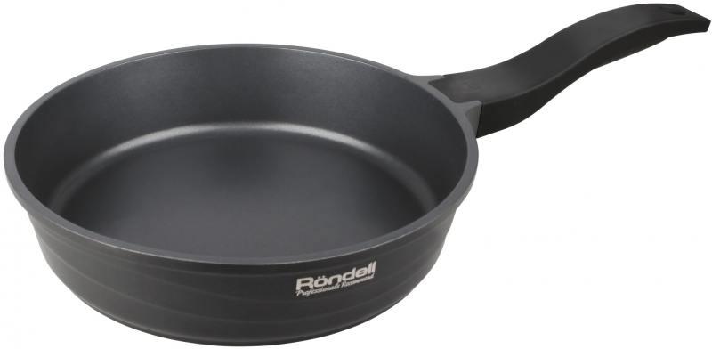 Сковорода Rondell 769-RDA 28 см Walzer алюминий сковорода rondell 775 rda 28 см алюминий