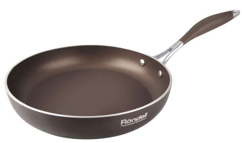 Сковорода глубокая Rondell Mocaccino RDA-793 24 см цена 2017