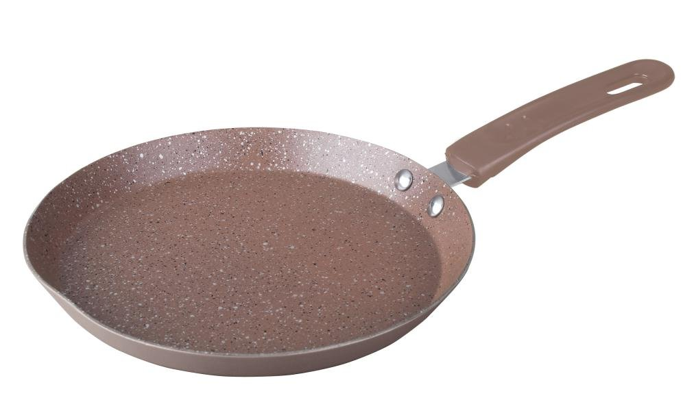 Сковорода блинная Bekker BK-7954 24см с мраморным покр.толщина дна 2,5 мм цена