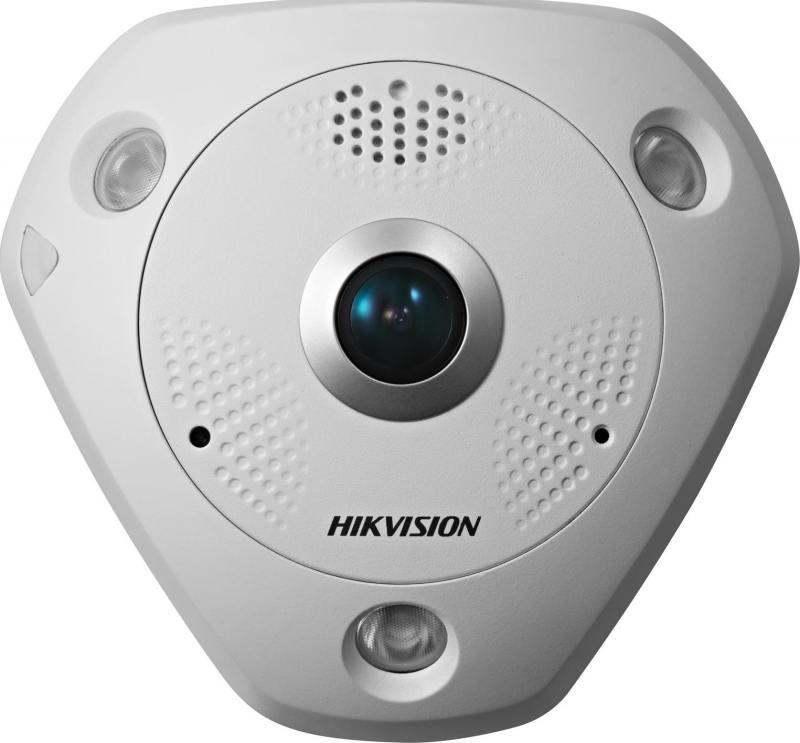 IP-видеокамера Hikvision DS-2CD6332FWD-IS 1.19мм 1/3 2048x1536 H.264 MJPEG MJPEG4 PoE цена