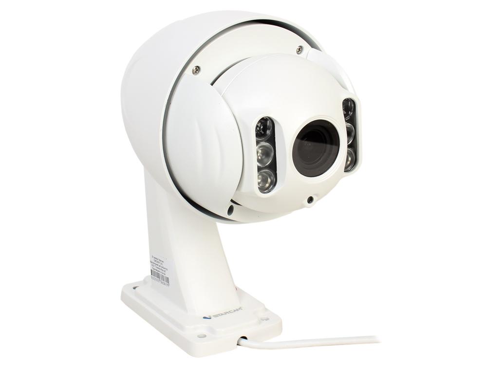 лучшая цена Камера VStarcam C8833RUSS (X4) Уличная беспроводная IP-камера 1920x1080, 355*, 4x Zoom, IR30M, P2P, 3.3mm, 0.3Lx., 91.7*, MicroSD