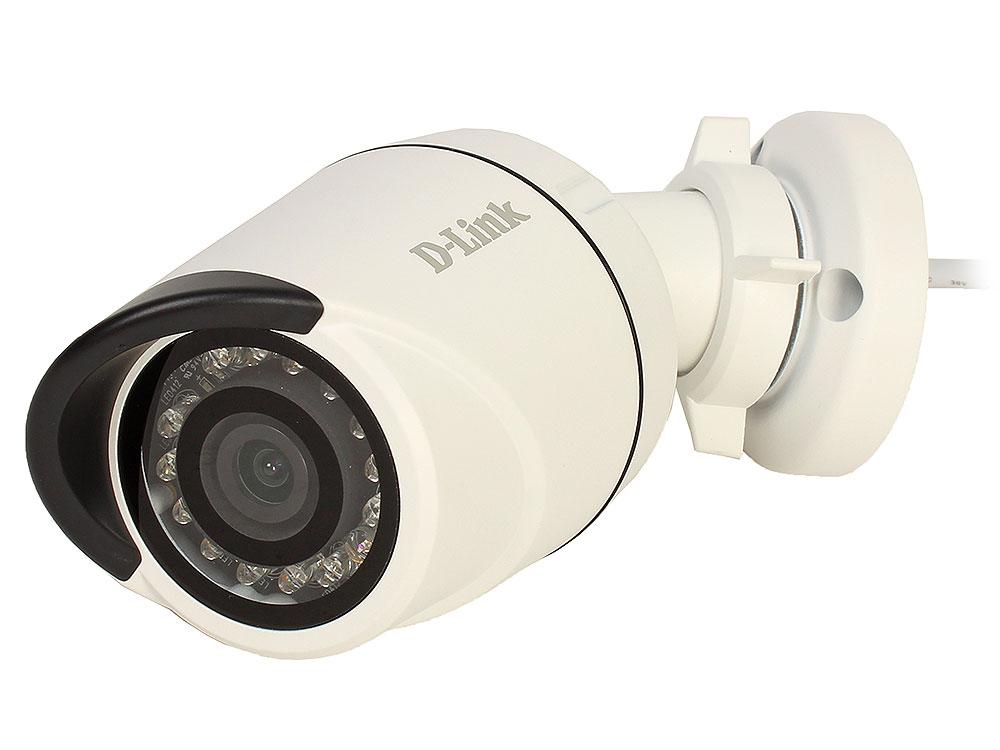 Камера IP D-Link DCS-4703E/UPA/A2A 3 Мп внешняя сетевая камера, день/ночь, c ИК-подсветкой до 20 м, PoE и WDR