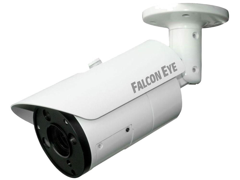 IP-камера Falcon Eye FE-IPC-BL200PVA 2Мп уличная IP камера; Матрица 1/2.9 SONY CMOS; 1920х1080p*25к/c; Дальность ИК подсветки 40-50м; Объектив f=2.8 камера falcon eye fe id80c 10m уличная цв 1 3 hdis день ночь фокус 3 6 разрешение 800твл ик 10м мини дизайн ip66 d 60мм автоматическая регулир