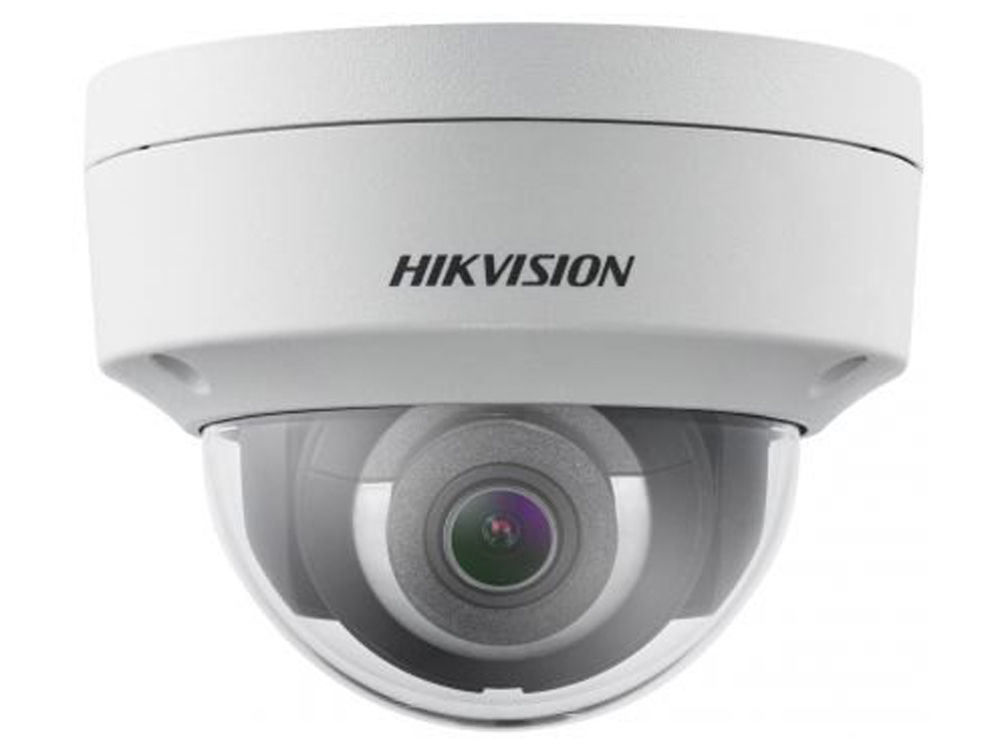 Видеокамера IP Hikvision DS-2CD2123G0-IS 6-6мм цветная видеокамера ip hikvision ds 2cd2822f