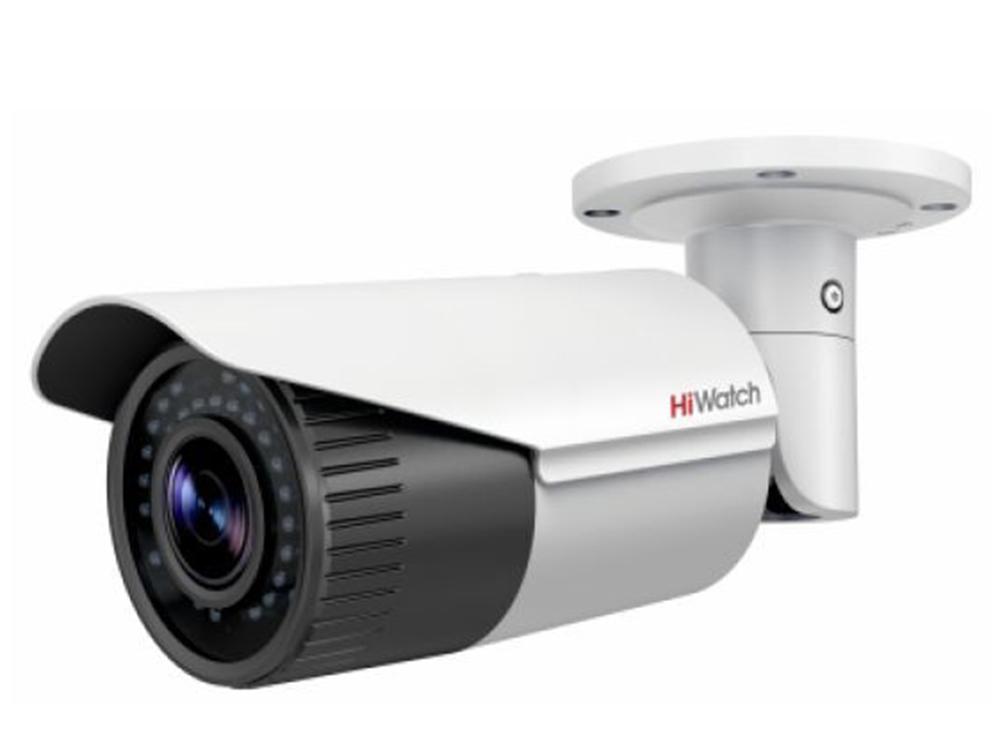 Фото - Видеокамера IP Hikvision HiWatch DS-I206 2.8-12мм hikvision ds kv8102 ip серебристый