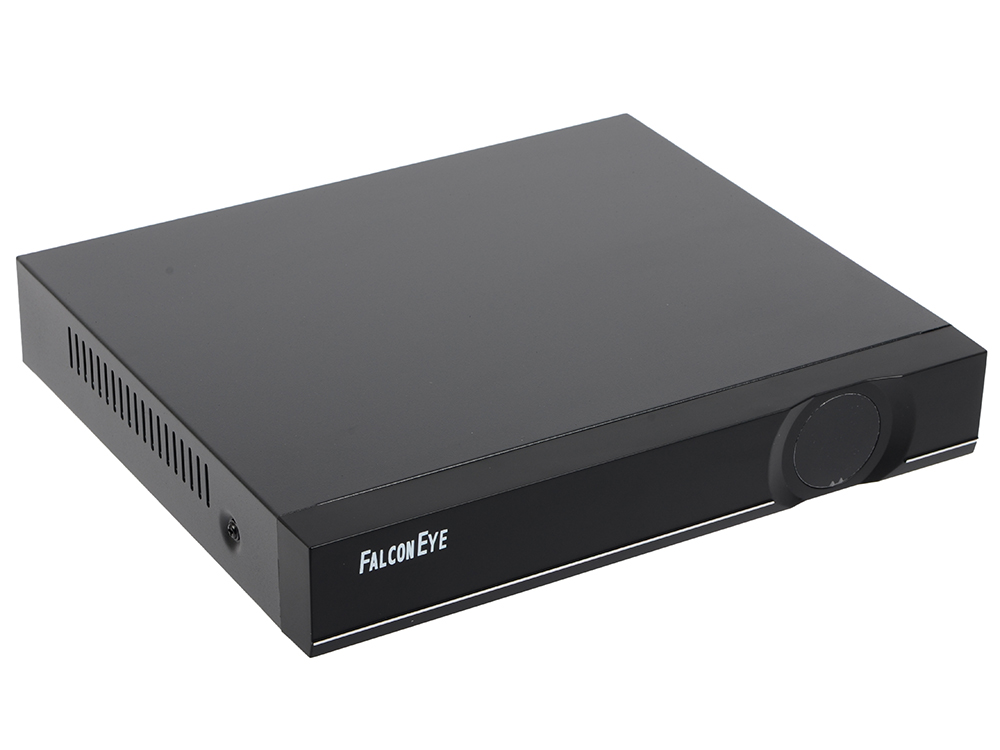 Видеорегистратор Falcon Eye FE-1104MHD 4-х канальный гибридный(AHD,TVI,CVI,IP,CVBS) регистратор Видеовыходы: VGA;HDMI; Видеовходы: 4xBNC;Разрешение з видеорегистратор 8 канальный аналоговый
