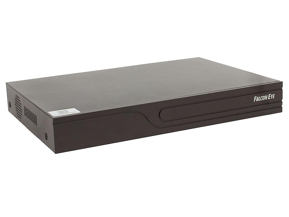 Видеорекордер Falcon Eye FE-NR-8216 16-канальный IP видеорегистратор; Режимы записи:16? 5MP/4MP/3MP/1080P ; Общий поток до 80 Мбит/с; Видео выходы: ip видеорегистратор 8ch poe fe nr 8108 poe falcon eye