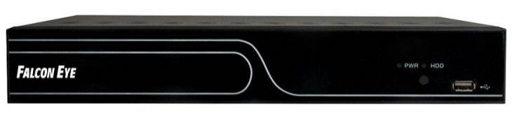 Видеорекордер Falcon Eye FE-NR-8108 POE 8-канальный IP видеорегистратор; H.264 /MJPEG; 8 POE портов IEEE 802.3af все цены