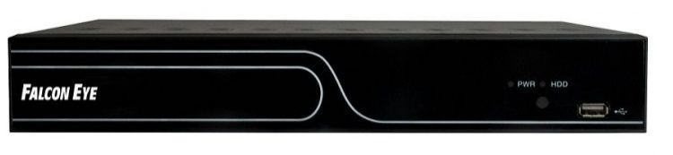 Видеорекордер Falcon Eye FE-NR-8108 POE 8-канальный IP видеорегистратор