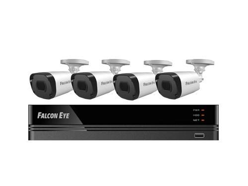 Комплект видеонаблюдения Falcon Eye FE-1108MHD KIT SMART 8.4 8CH H.264+ 1080P Lite 15fps 5 in 1 DVR :8ch 1080P Lite 15fps Recording/4ch PlaybackVideo alesis dm lite kit