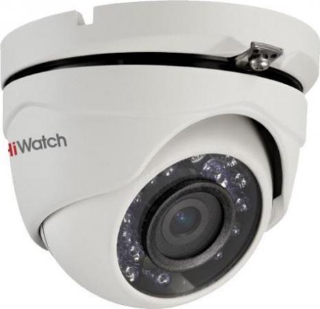 Камера видеонаблюдения Hikvision DS-T203 уличная цветная 1/2.7 CMOS 3.6 мм ИК до 20 м цена
