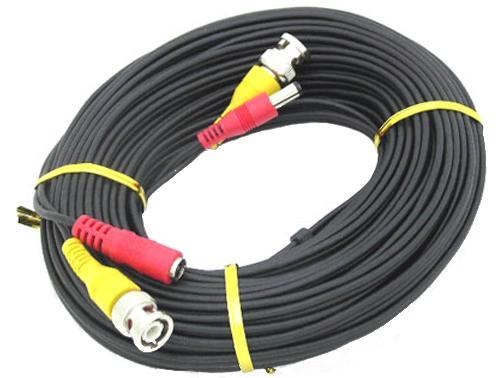 Кабель комбинированный Falcon Eye BNC/DC-BNC/DC L=18m кабель