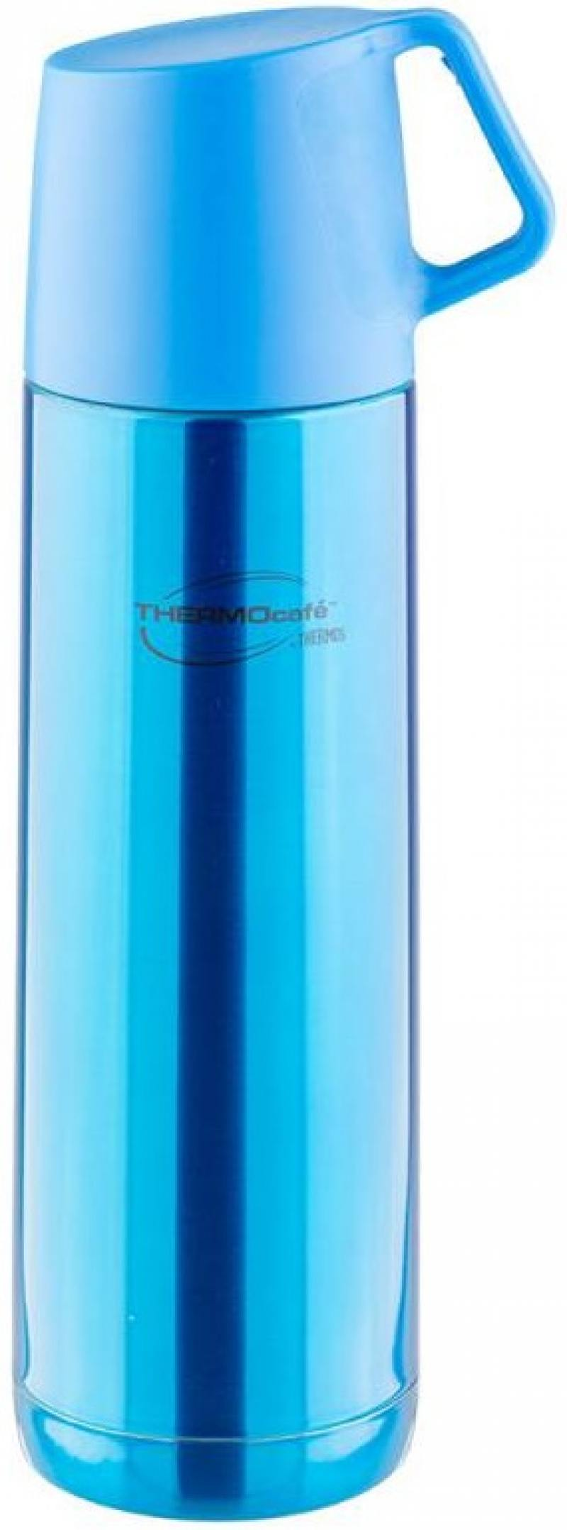 Термос Thermos THERMOcafe JF-50 0.5л синий 271457 термос thermos thermos 1 8l ncb 18b 1 8л