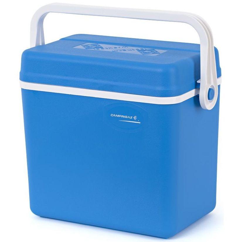 Контейнер изотермический Campingaz ISOTHERM 17L цвет синий, объём 17L, время хранения продуктов с аккумулятором холода до 20.5ч контейнер изотермический campingaz isotherm 17l цвет синий объём 17l время хранения продуктов с аккумулятором холода до 20 5ч размер 39х46х27