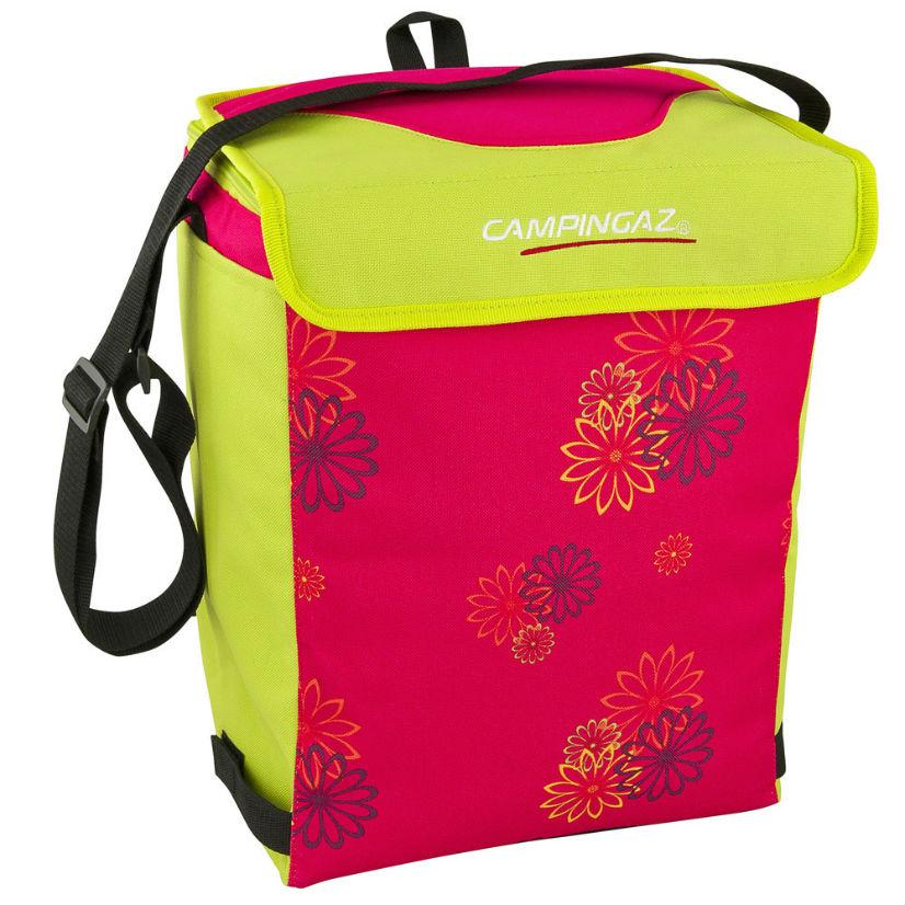 Сумка изотермическая Campingaz Pink Daysy MiniMaxi 19 л (объем 19 литров, цвет желтый с красным) сумка изотермическая campingaz pink daysy minimaxi 19 л