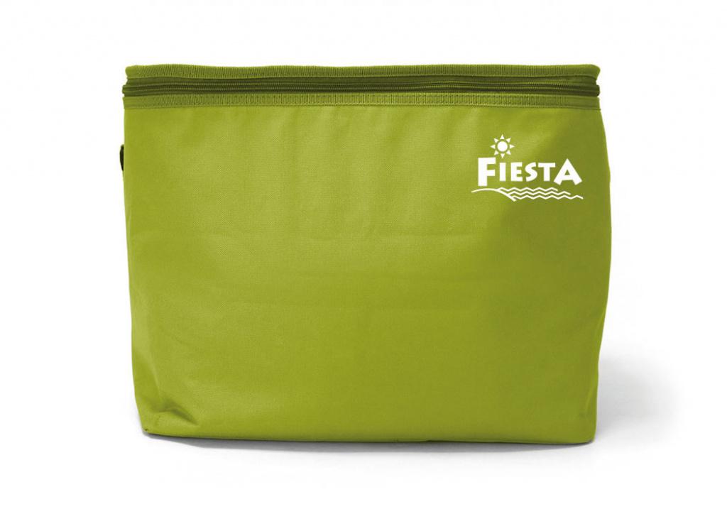 Сумка изотермическая Fiesta 10 л зеленая недорго, оригинальная цена