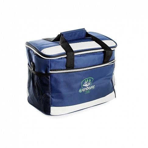Сумка-холодильник Endever VOYAGE-005, мощность 48 Вт, объем 14 л,серый/черный, питание DC 12 B сумка холодильник endever voyage 007 мощность 48 вт объем 22 л серый черный питание dc 12 b