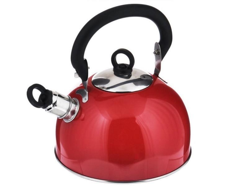 Чайник Bekker BK-S319M 2.5 л нержавеющая сталь красный чайник bekker bk s408