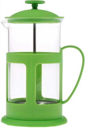 Френч-пресс TECO TC-P1060-G 600 мл зеленый кофейник френч пресс 600 мл gefu кофейник френч пресс 600 мл