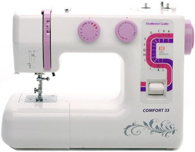 Швейная машина Comfort 33 белый mattress cover fiber comfort