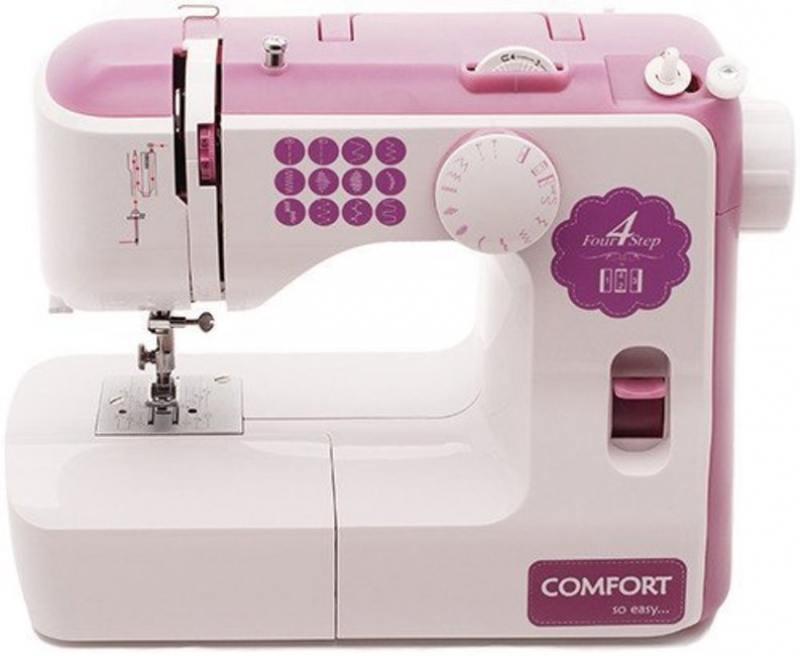 Швейная машина Comfort 210 белый швейная машина comfort 735