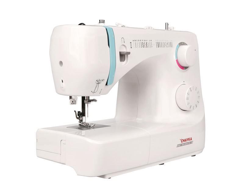 Швейная машина Chayka NewWave 750 белый sinbo ssw 101 white швейная машина