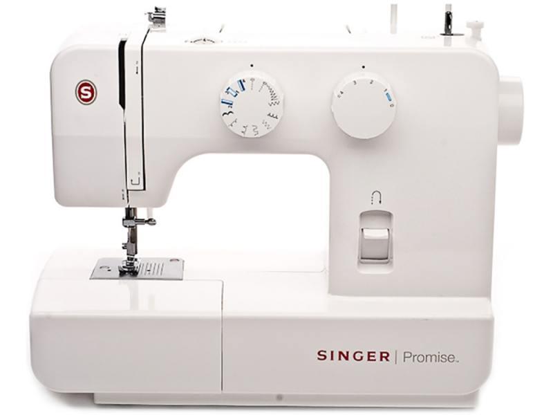Швейная машина Singer Promise 1409 белый швейная машина juki hzl f300