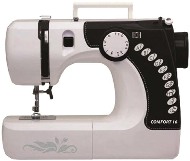 цены на Швейная машина Comfort 16 белый черный  в интернет-магазинах