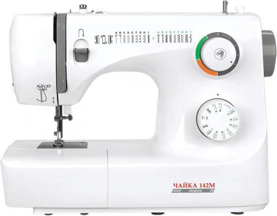 Швейная машина Chayka Чайка 142М белый швейная машина elna excellence 680
