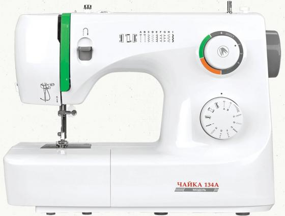Швейная машина Chayka Чайка 134А белый sinbo ssw 101 white швейная машина
