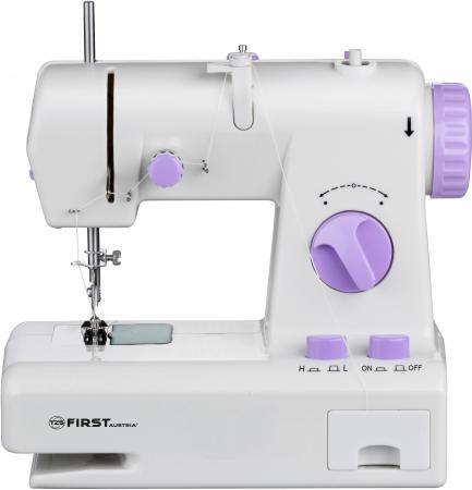 Швейная машина First FA-5700-1 белый пурпурный